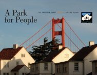 Fiscal Year 2004 Annual Report (with Audited ... - Presidio Trust