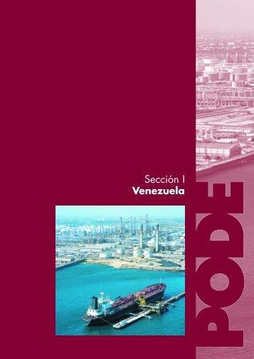 Seccion I Venezuela.pdf - Ministerio del Poder Popular de Petróleo ...
