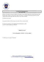 11 juin 2009 - Lycée Rochambeau