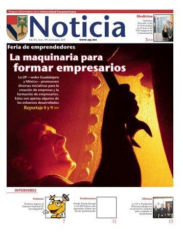 Noticia - Universidad Panamericana