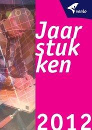 Jaarrekening - Gemeente Venlo