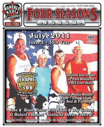 July•2011 - Four Seasons Estates