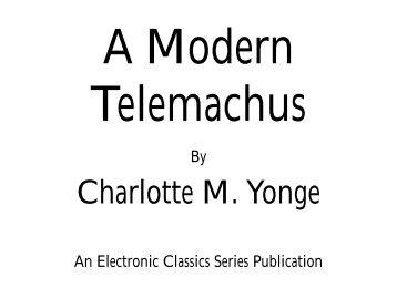 A Modern Telemachus - Penn State University