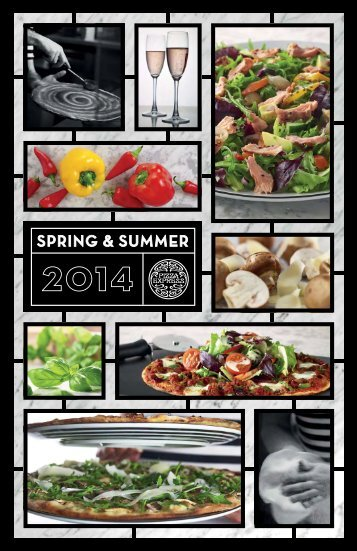 Download our menu - Pizza Express