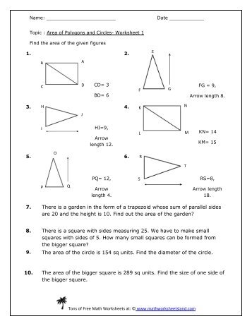 Math 36 Unit Circle Worksheet