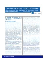Die Studie als Download (PDF) - Euler Hermes Rating Deutschland ...