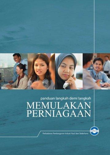 smidec-memulakan perniagaan - SME Corporation Malaysia