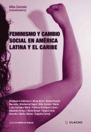 FEMINISMO Y CAMBIO SOCIAl EN AMÉRICA lATINA Y El ... - Sidoc