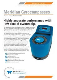 Meridian Surveyor Brochure - GSE Rentals