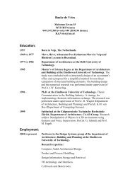 Bauke de Vries Education: Employment: - Ontwerp Systemen