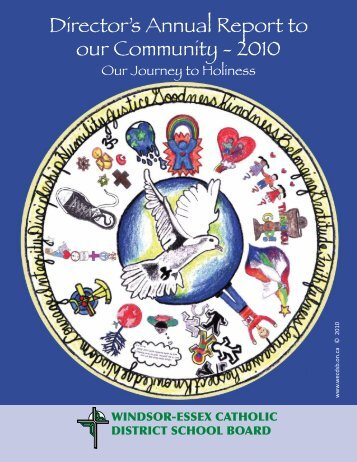 Director's Annual Report to our Community - 2010 - Windsor-Essex ...