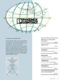 Catálogo soluciones para el Sector del Ferrocarril - Phoenix Contact - Page 3