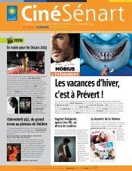 Cine Senart fevrier 2013 - San de Sénart