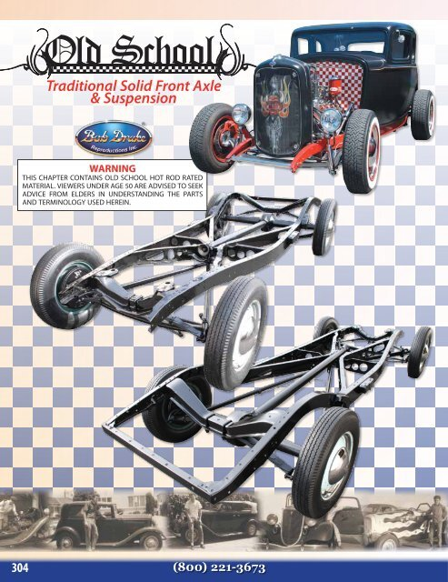 """SS Bolts Included 1932 Ford Polished Stainless Steel Front /"""" V /"""" Spreader Bar"""