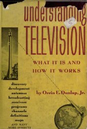 IT WORKS - Early Television Foundation