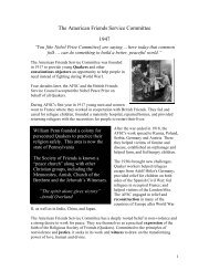Middle School PDF Document - The Nobel Peace Laureate Project