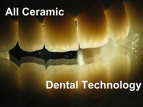 Cms All Ceramic Dental Technology Pdf Randwick College Wiki