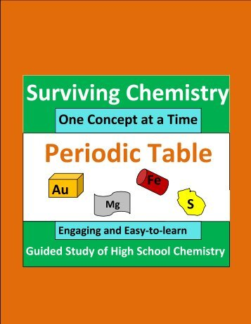 Periodic Trends Studyguide with Questions and Answers