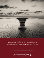 Managing Risks in an Increasingly Automated ... - Tarrani.net