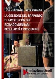 La gestione del rapporto di lavoro con gli ... - UIL Basilicata