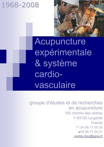 Acupuncture & oreille