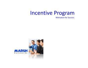 Incentive Program - ZEUS Battery