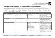 Anhang Gleichwertigkeitsgesuche – Liste anerkannte Diplome / PDF