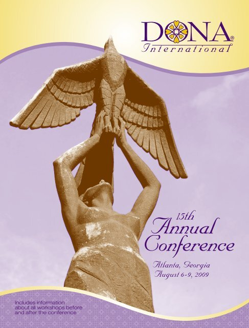 Annual Conference - DONA International