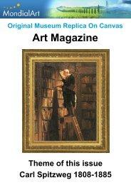 Art Magazine: Carl Spitzweg