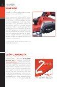 GÉPKATALÓGUS 2012 - Mészáros 2001 Kft - Page 2