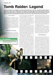 Tomb Raider: Legend - WCM