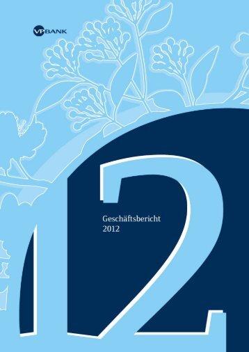 Geschäftsbericht 2012 - Vpb.li