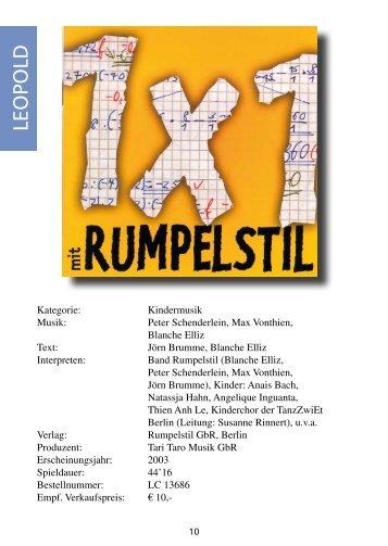 weitere Infos als PDF - Leopold
