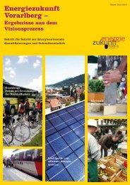Energie zukunft Vorarlberg –