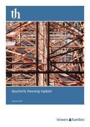 Quarterly Housing Update - Trowers & Hamlins