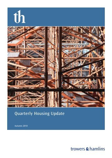 Quarterly Housing Update - Trowers & Hamlins