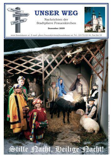 Pfarrblatt Dezember 2009 - Diözese Eisenstadt