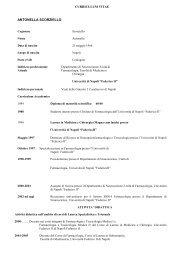 Curriculum di Lucia Udvari Pubblicazioni, traduzioni e
