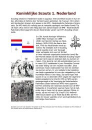 Koninklijke Scouts 1. Nederland - kelpin.nl