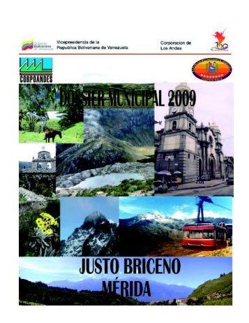 Justo Briceño - Corpoandes