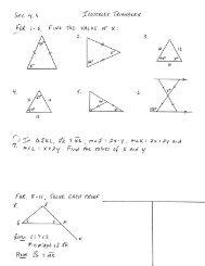 Isosceles Triangle Theorems - Frankumstein