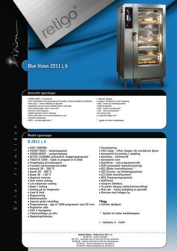 Datablad modell 2011i