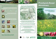 Prestwick Road Meadows - Three Rivers District Council