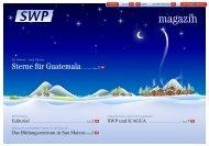 Sterne für Guatemala - Sunderdiek, Werth und Piezynski