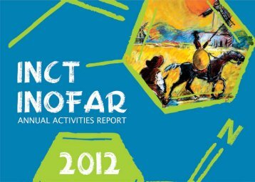 Annual Activities Report 2012 - INCT-Inofar - UFRJ