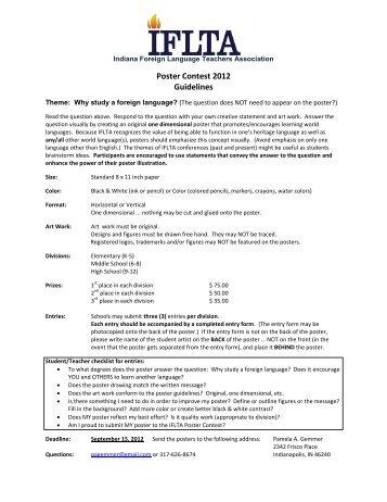 Environmental Essay Contest 2012 Calendar - image 5