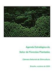 Agenda Estratégica do Setor de Florestas Plantadas - Veracel