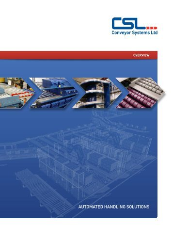 PDF - 1.4mb - Conveyor Systems Ltd
