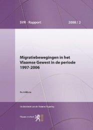 SVR-Rapport 2008/2 - Vlaanderen.be