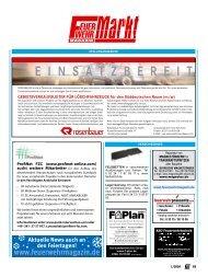 E I N S A  T Z B E R E I T - Feuerwehr-Magazin